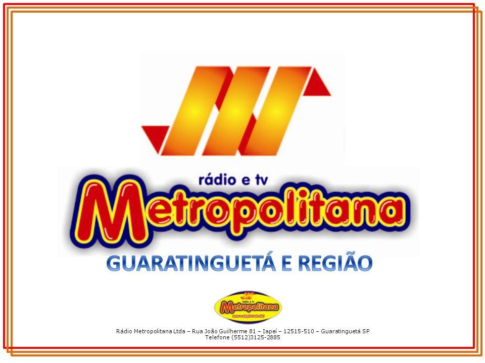 GUARATINGUETÁ E REGIÃO