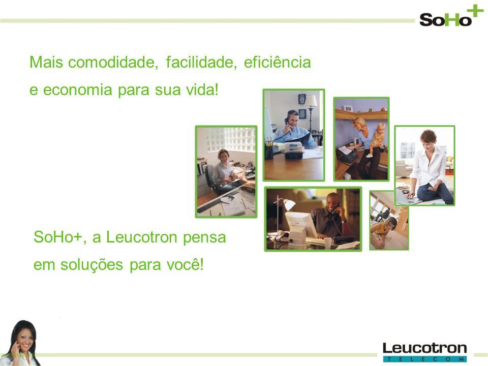 Mais comodidade, facilidade, eficiência e economia para sua vida!