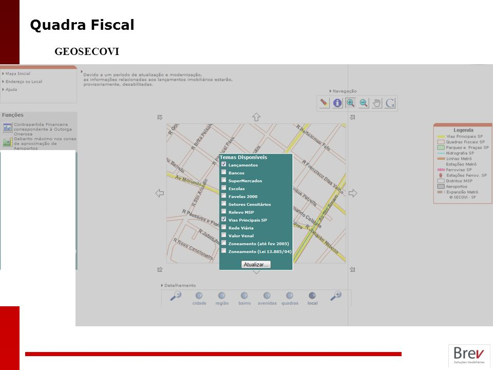 Quadra Fiscal GEOSECOVI ANOTAÇÕES 15