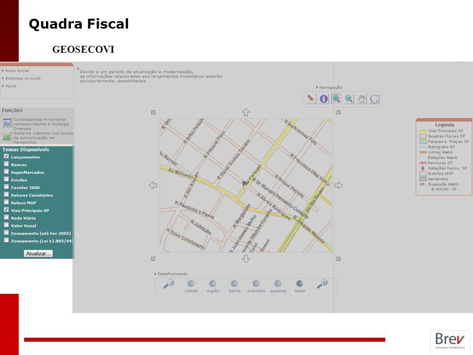 Quadra Fiscal GEOSECOVI ANOTAÇÕES 16
