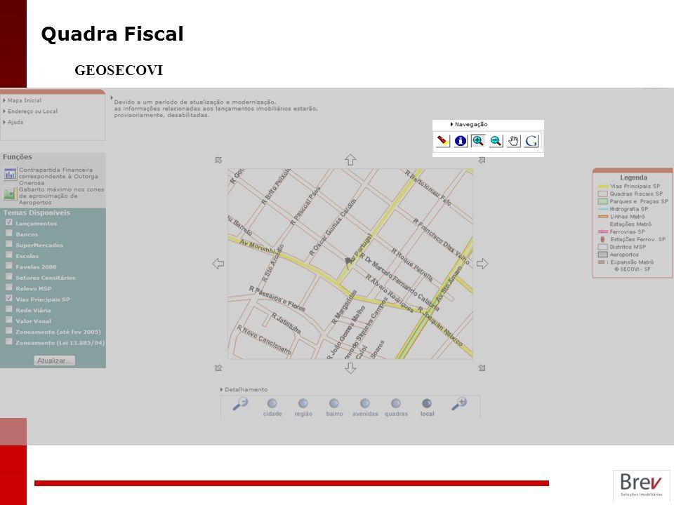 Quadra Fiscal GEOSECOVI ANOTAÇÕES 17