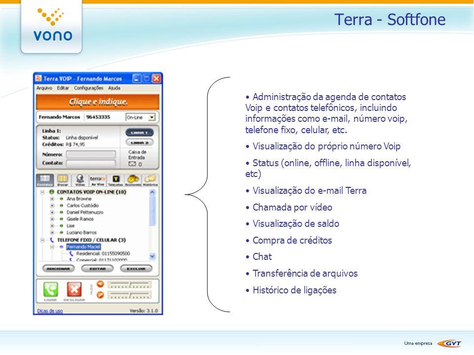 Terra - Softfone