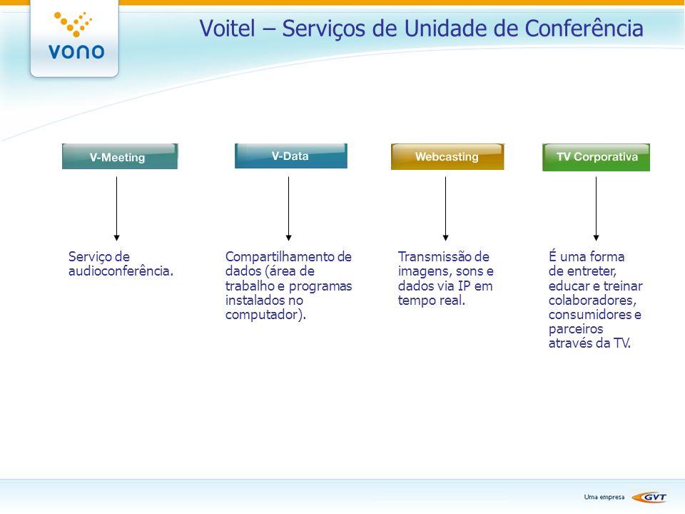 Voitel – Serviços de Unidade de Conferência