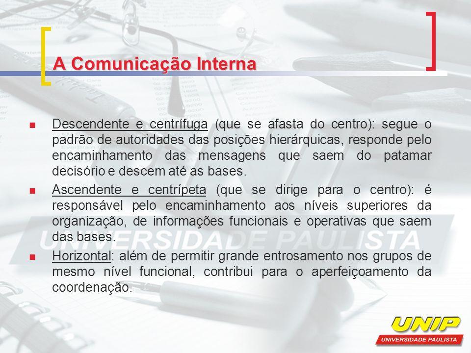 A Comunicação Interna