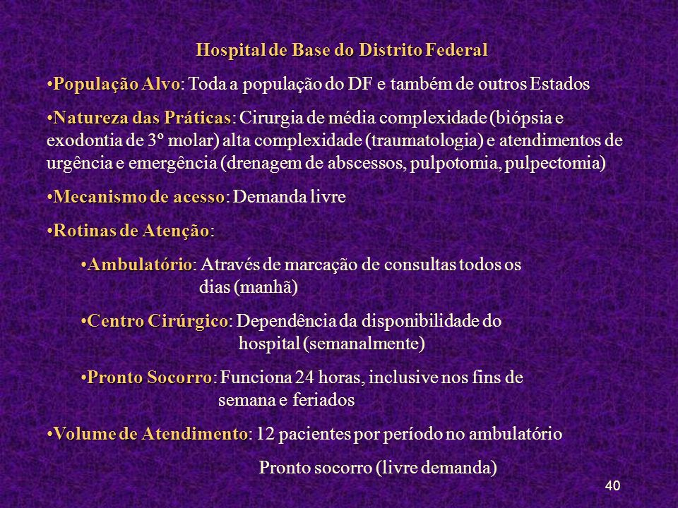 Hospital de Base do Distrito Federal