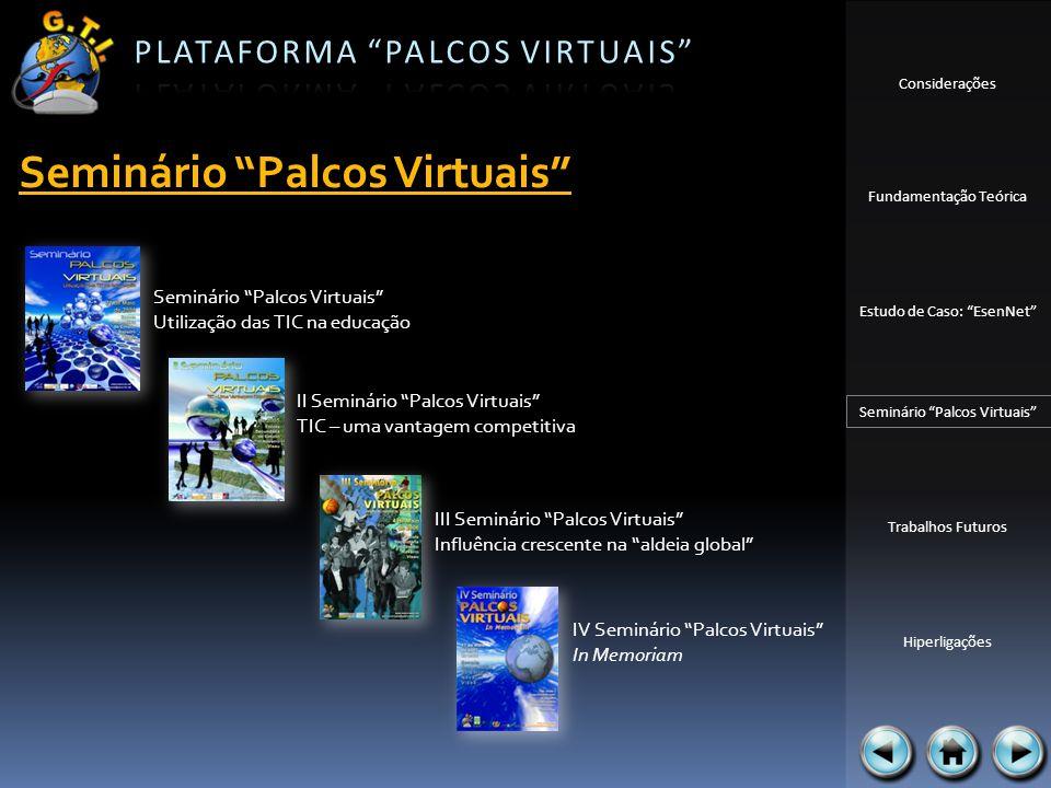 Seminário Palcos Virtuais