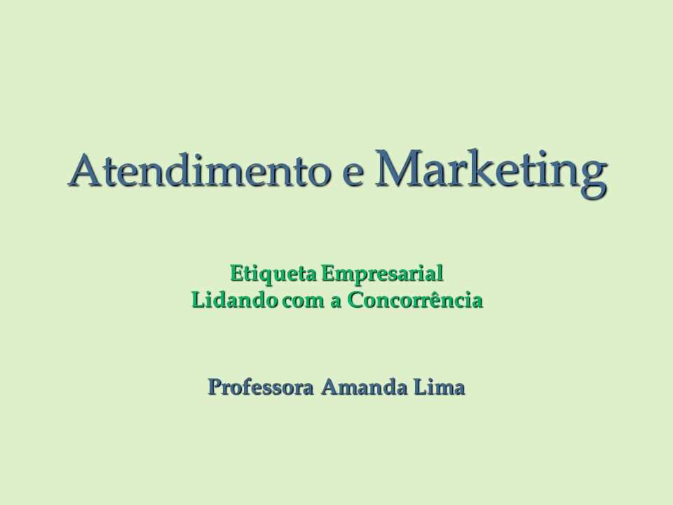 Professora Amanda Lima