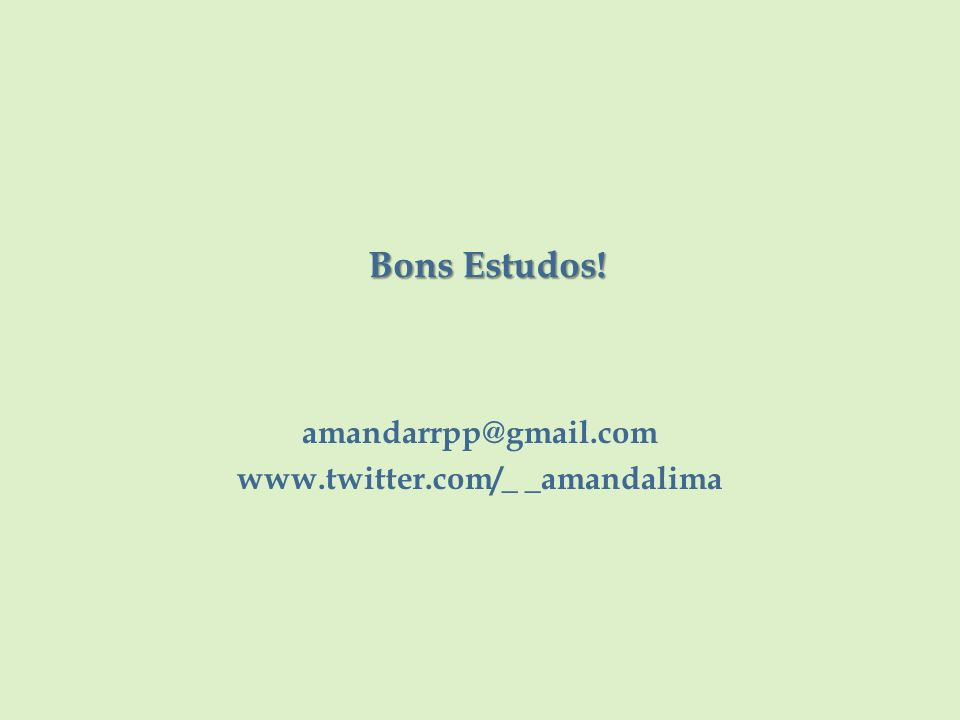 amandarrpp@gmail.com www.twitter.com/_ _amandalima