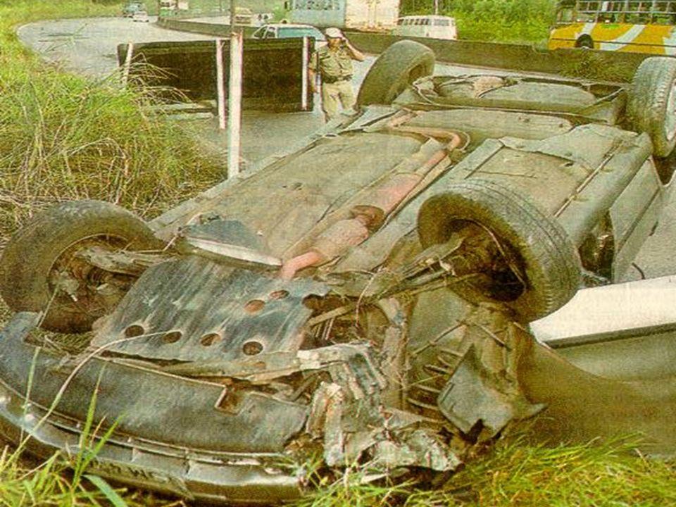 Cinto de segurança Acidente ocorrido em 12/07/2005 no anel rodoviário;
