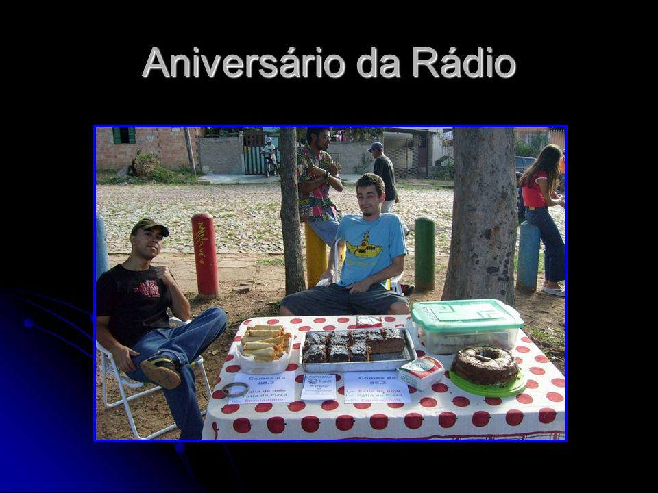 Aniversário da Rádio