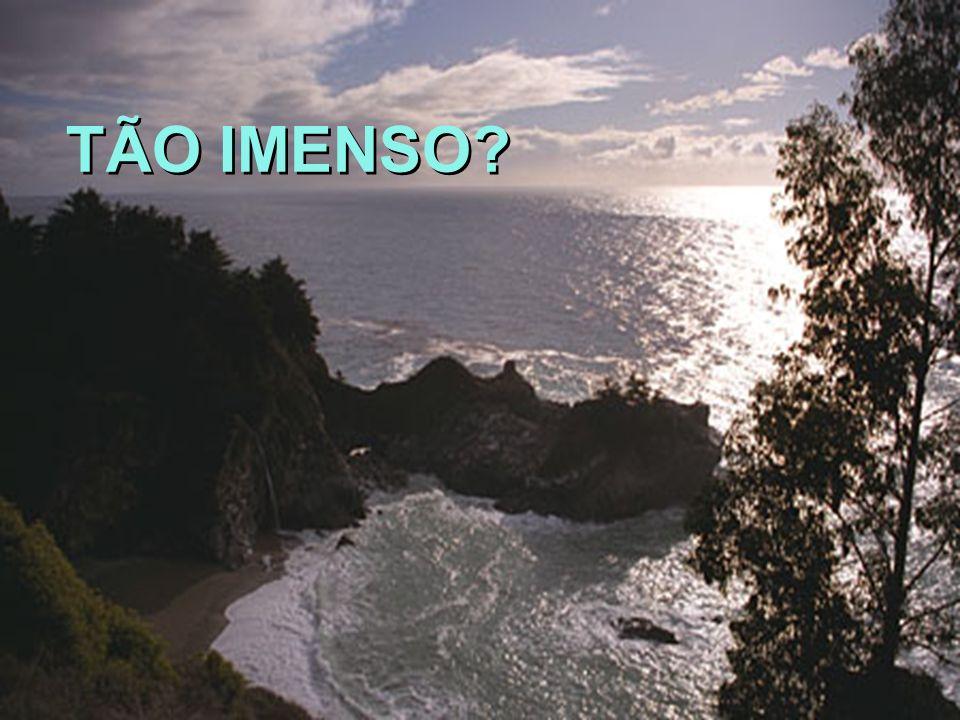 TÃO IMENSO