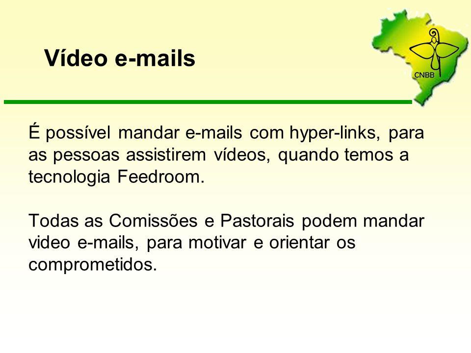 Vídeo e-mails