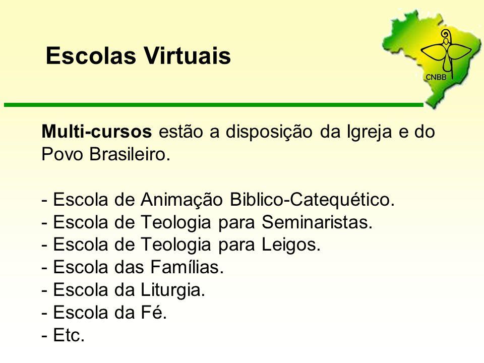 Escolas Virtuais