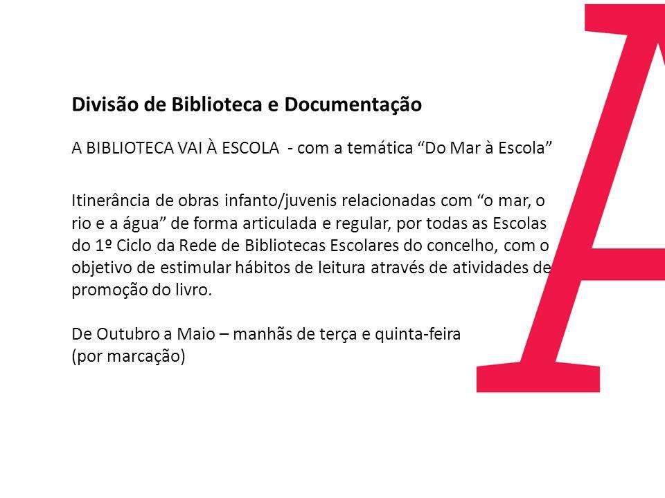 Divisão de Biblioteca e Documentação