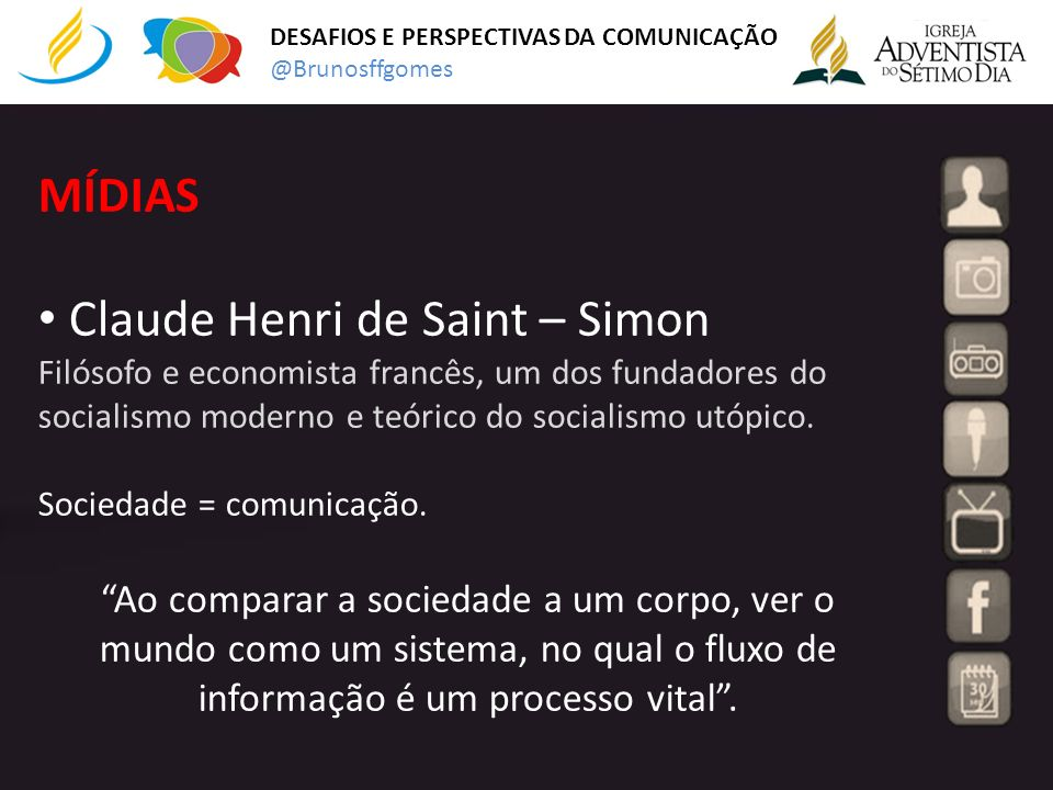 Claude Henri de Saint – Simon