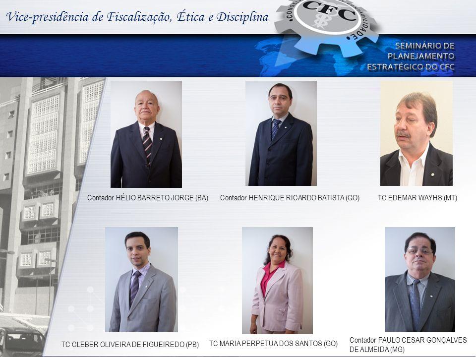Vice-presidência de Fiscalização, Ética e Disciplina