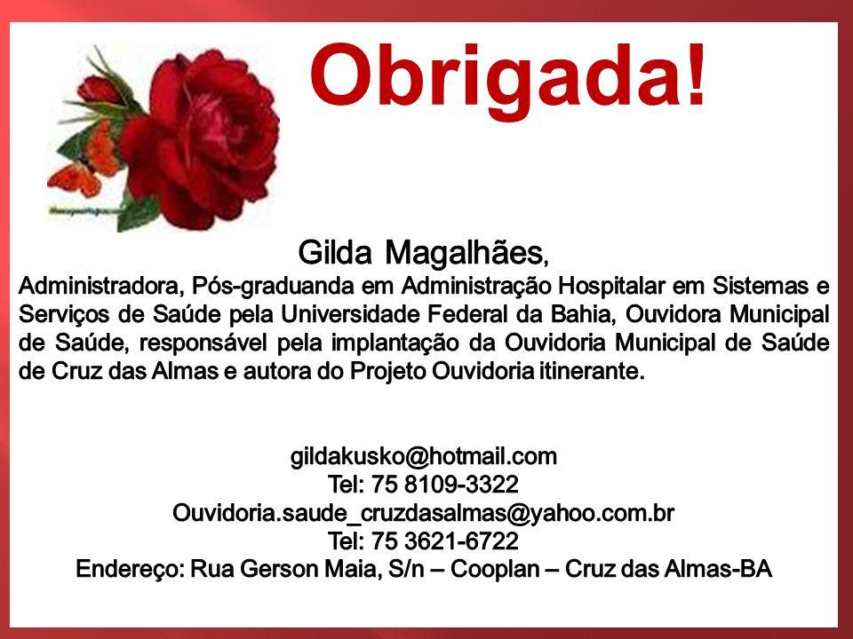 Endereço: Rua Gerson Maia, S/n – Cooplan – Cruz das Almas-BA