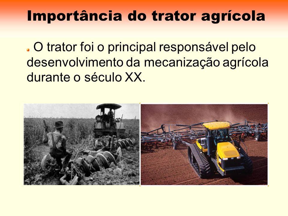 Importância do trator agrícola