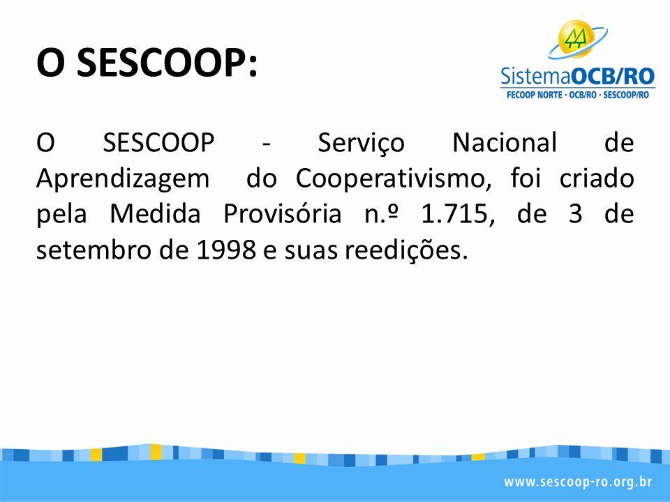 O SESCOOP: