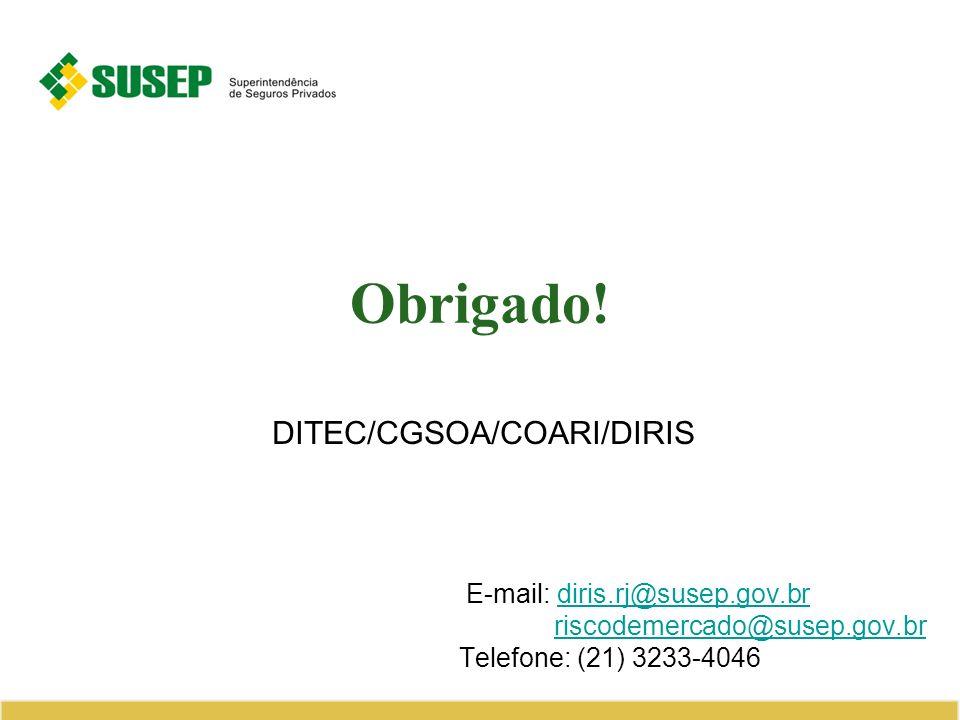 DITEC/CGSOA/COARI/DIRIS
