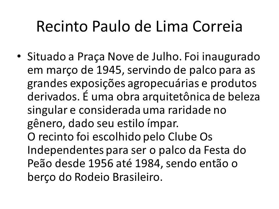 Recinto Paulo de Lima Correia