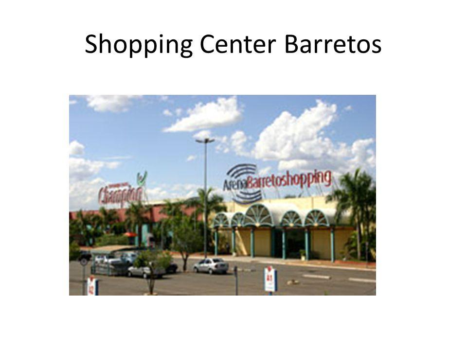 Shopping Center Barretos