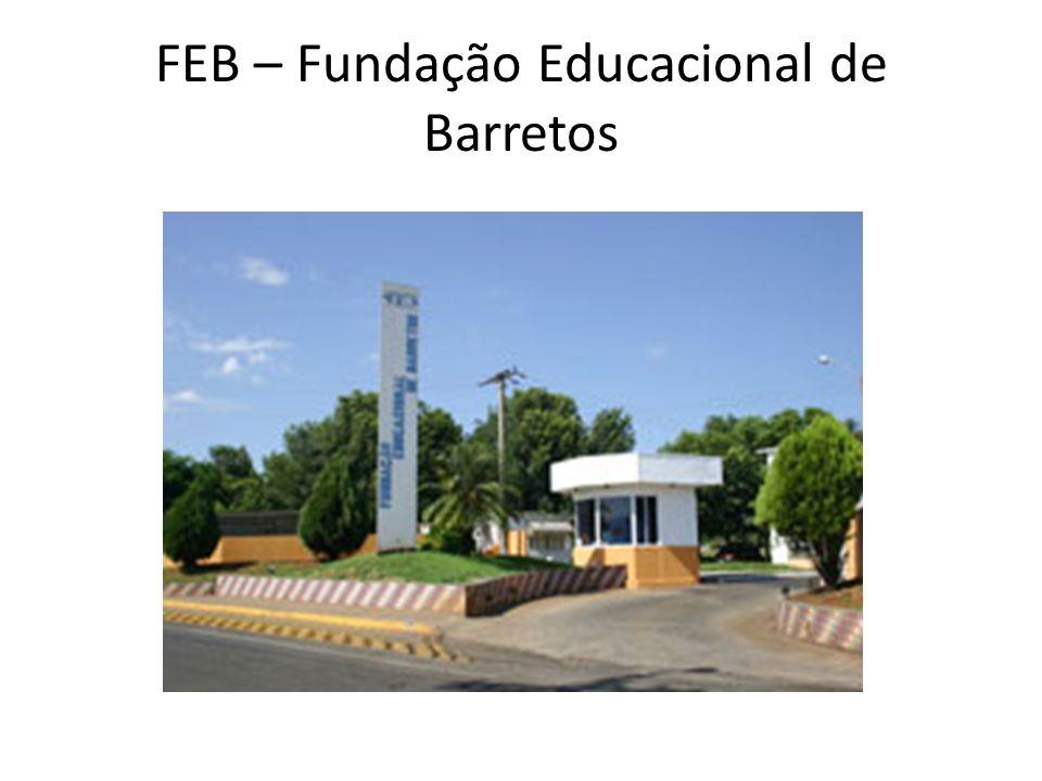FEB – Fundação Educacional de Barretos