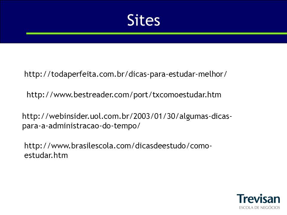 Sites http://todaperfeita.com.br/dicas-para-estudar-melhor/