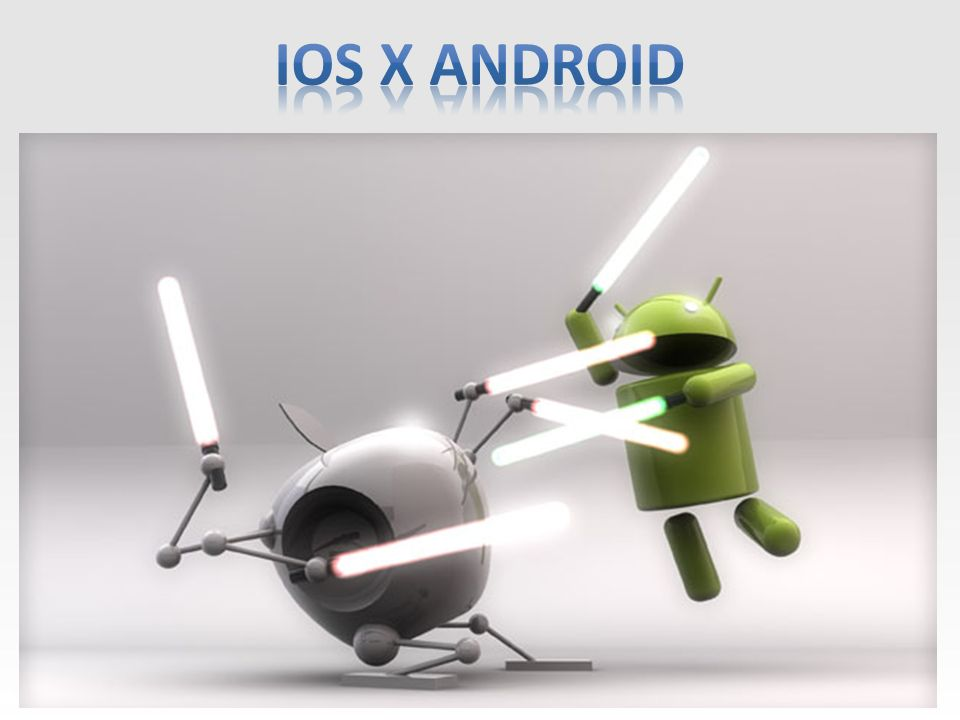Ios x android