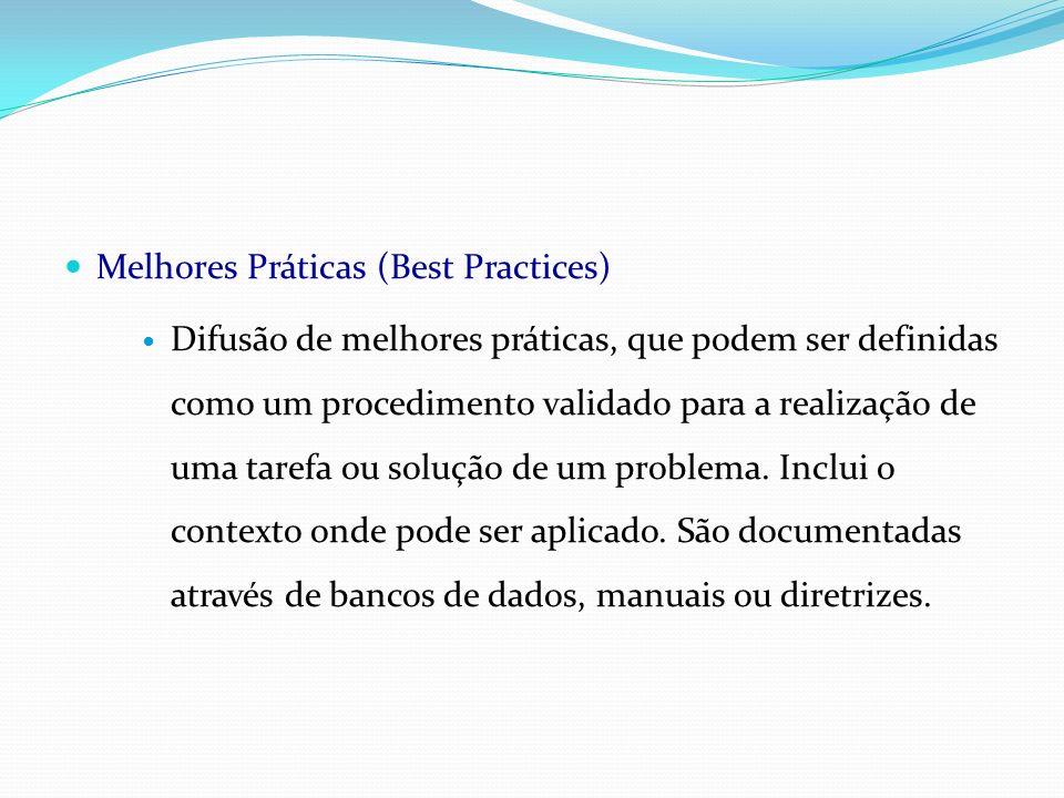 Melhores Práticas (Best Practices)