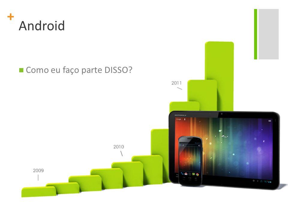 Android Como eu faço parte DISSO