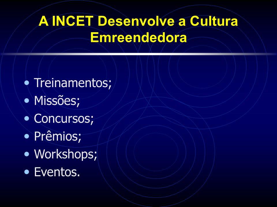 A INCET Desenvolve a Cultura Emreendedora