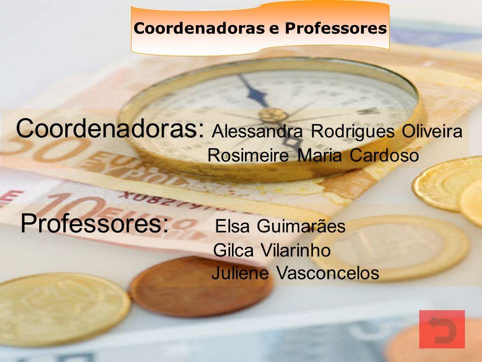 Coordenadoras e Professores