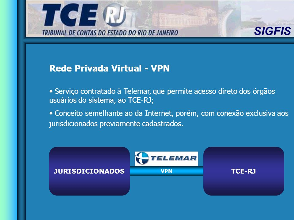 Rede Privada Virtual - VPN