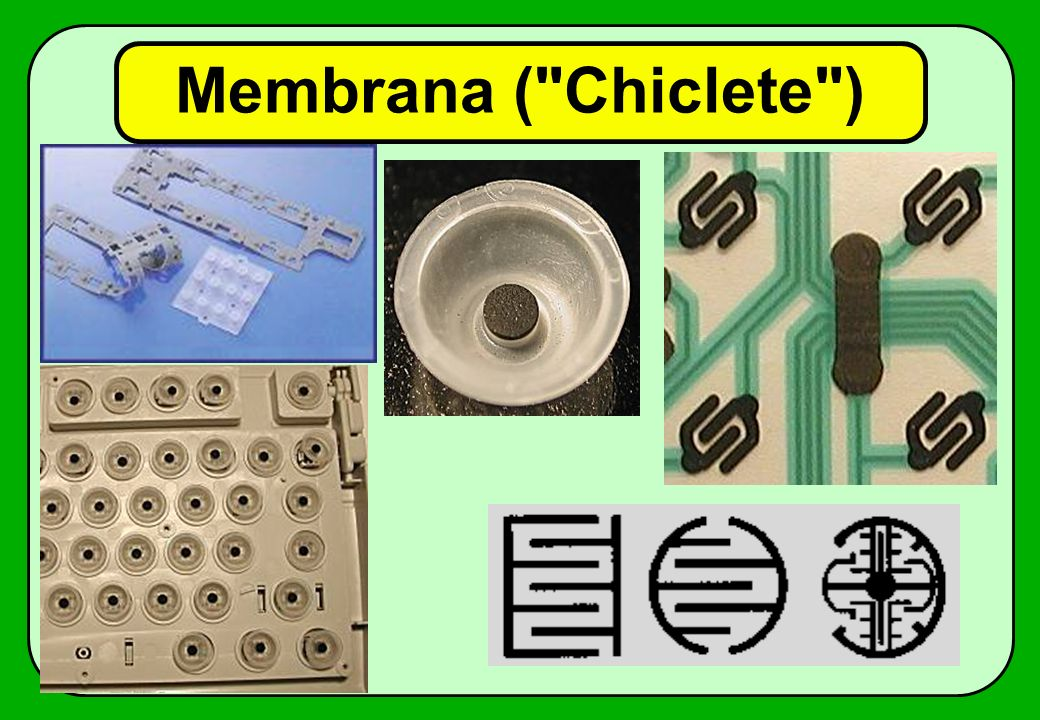 Membrana ( Chiclete )
