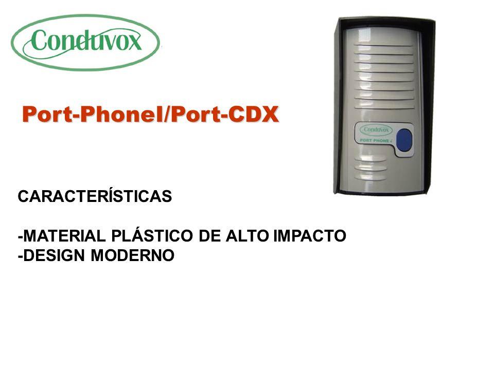 Port-PhoneI/Port-CDX