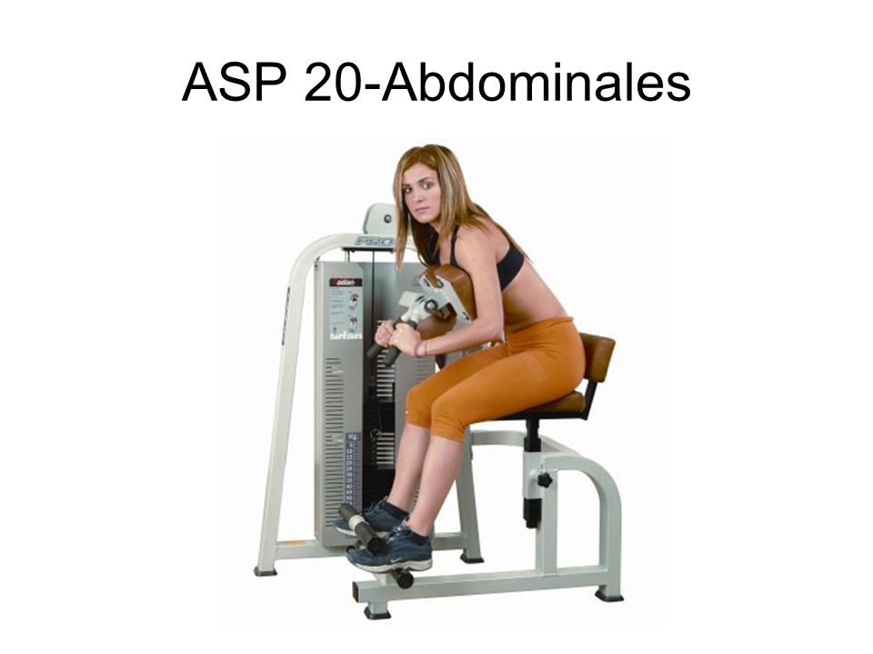 ASP 20-Abdominales
