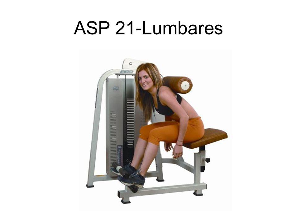 ASP 21-Lumbares