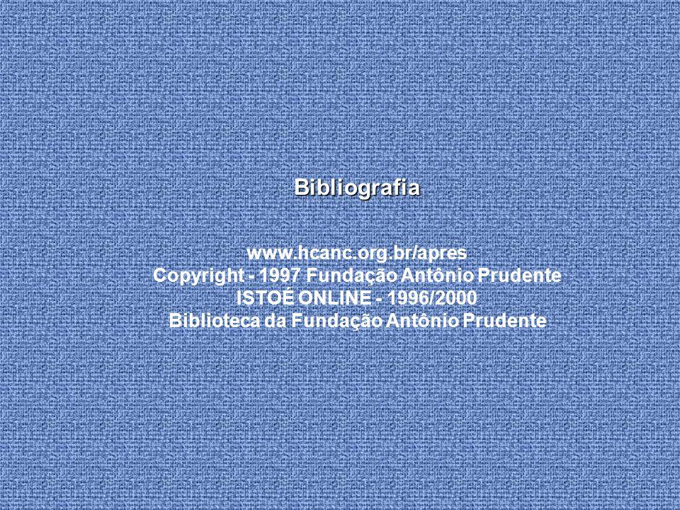 Bibliografia www. hcanc. org