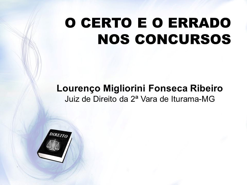 Lourenço Migliorini Fonseca Ribeiro