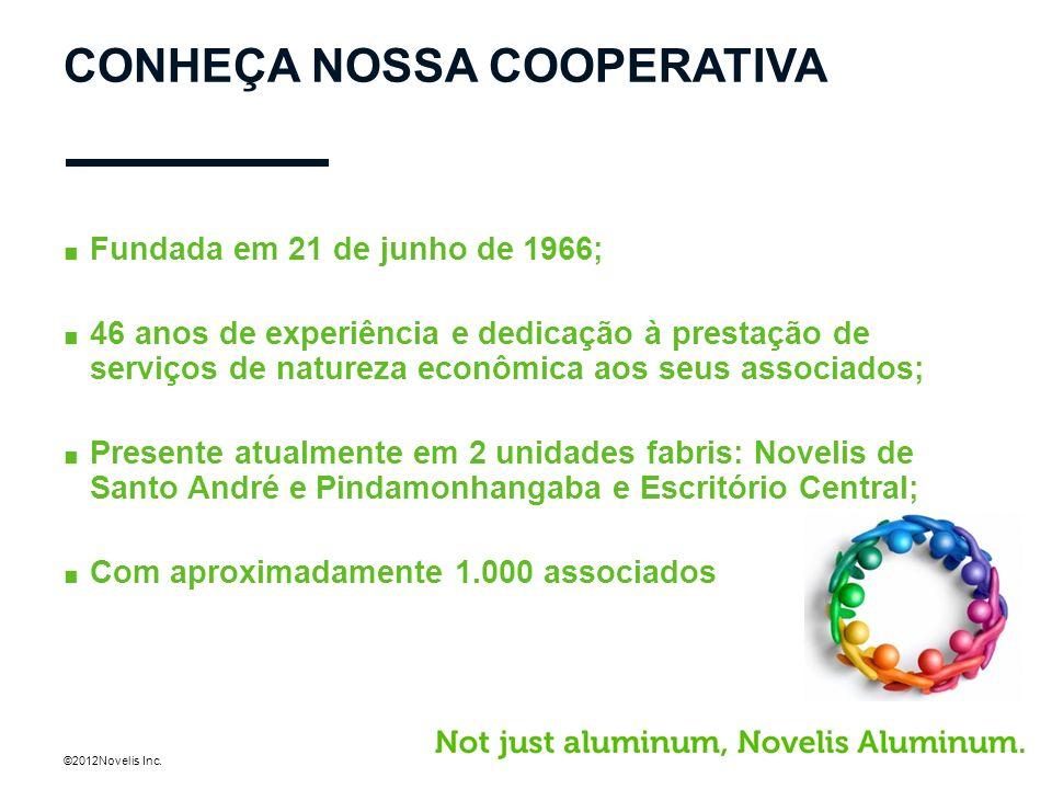 CONHEÇA NOSSA COOPERATIVA