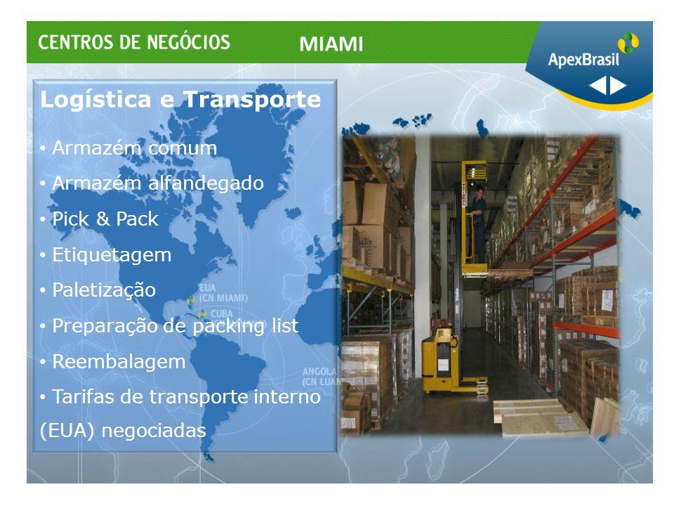 Logística e Transporte