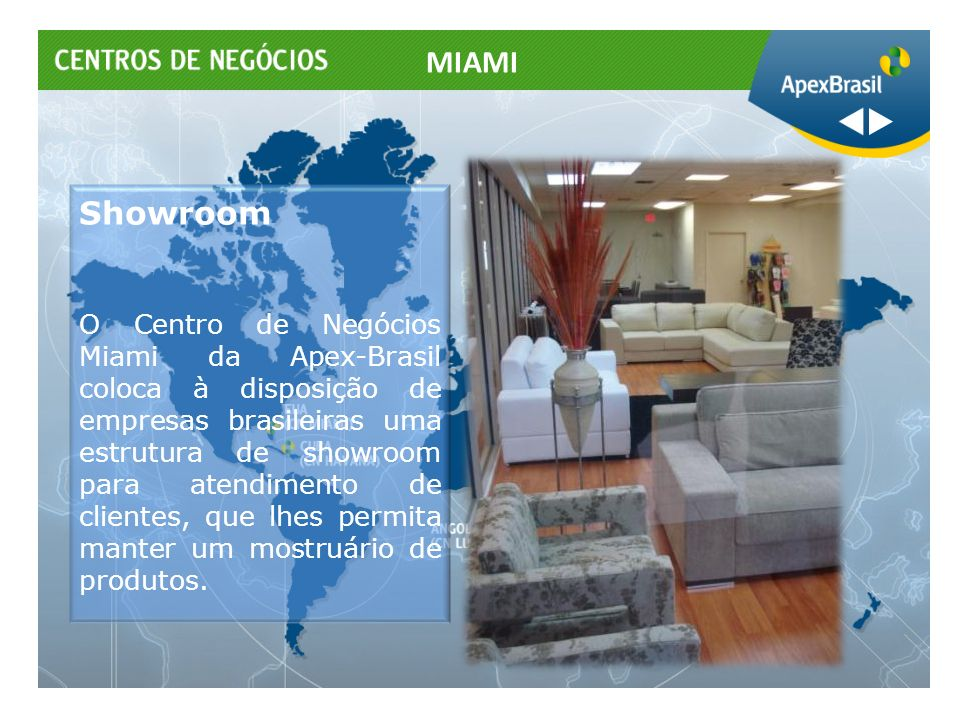 MIAMI Showroom.