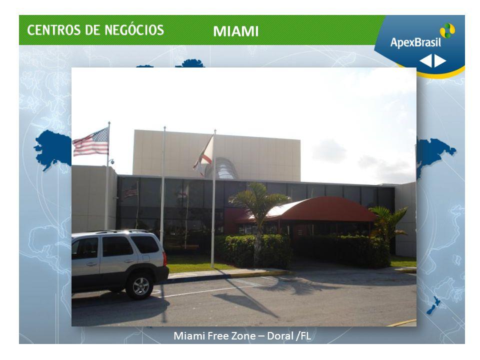 MIAMI Miami Free Zone – Doral /FL