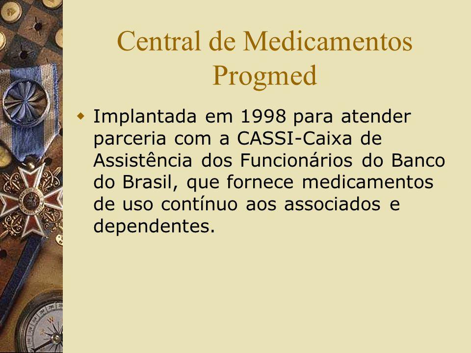 Central de Medicamentos Progmed