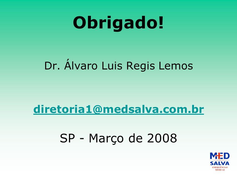 Dr. Álvaro Luis Regis Lemos