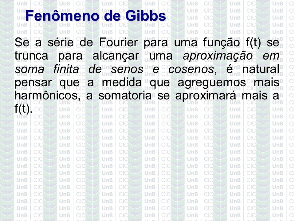 Fenômeno de Gibbs