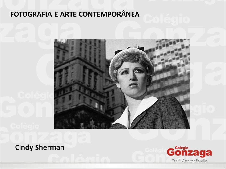 FOTOGRAFIA E ARTE CONTEMPORÂNEA