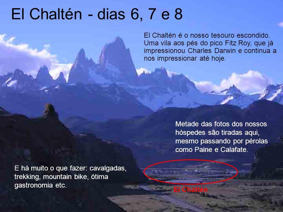 El Chaltén - dias 6, 7 e 8