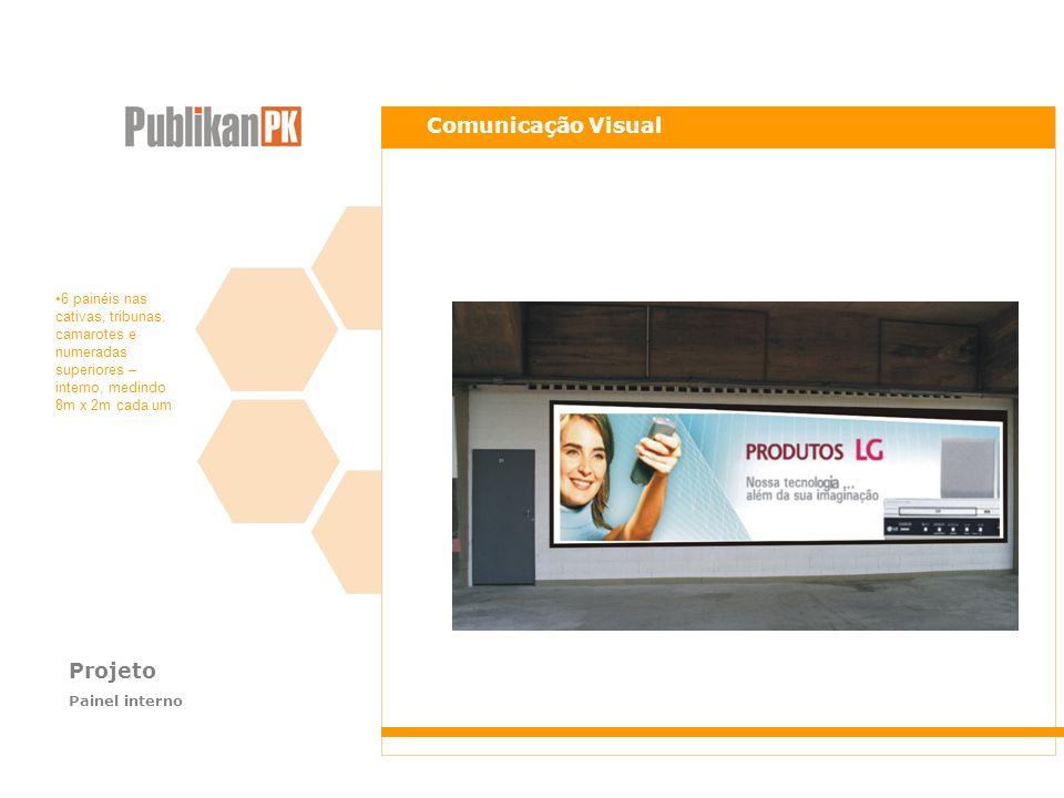 Comunicação Visual Projeto